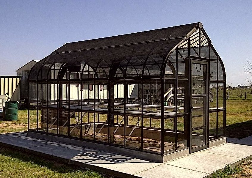 Classic Residential Greenhouse
